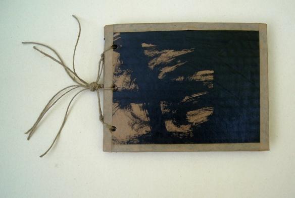Csaba Pal Inside story, artist book