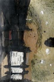 Pál Csaba 2014 MAMŰ Galéria/ Ismeretlen az ismertben/vetítés, installáció