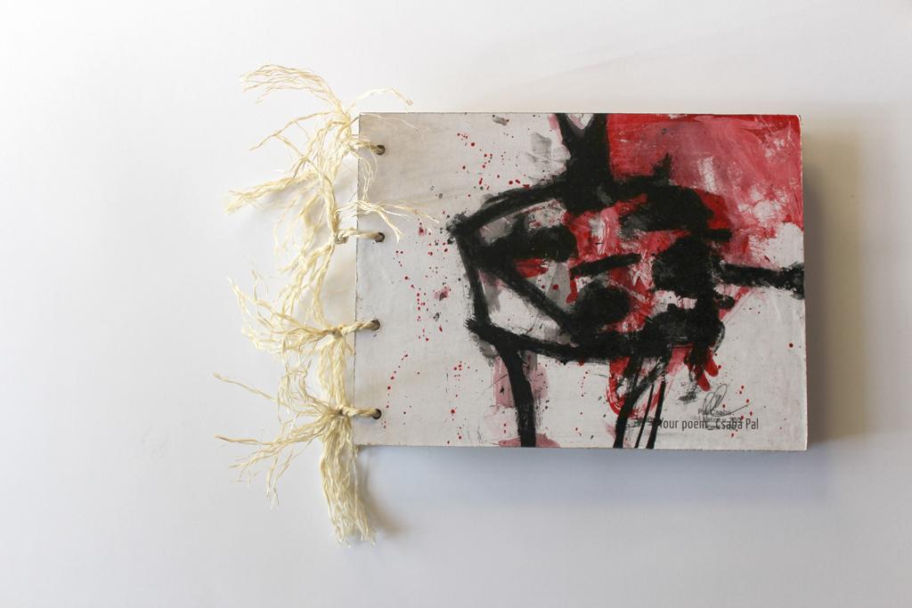 Csaba Pál, Your poem, artistbook